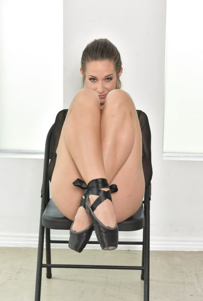 Photo №13 Hot Cassidy Klein posing in sex bodysuit with butt plug