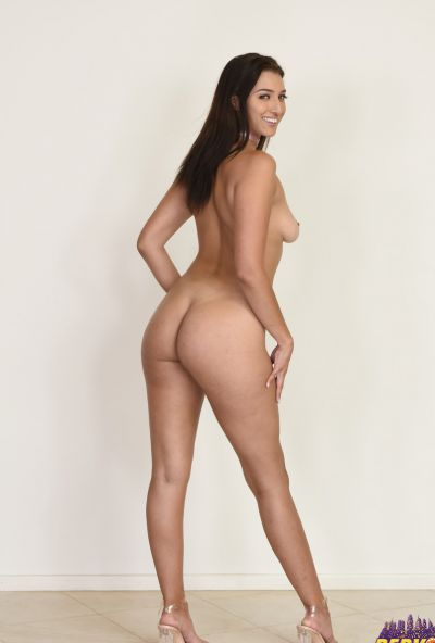Photo №10 Sexy leggy beauty Bella Rolland stripped naked