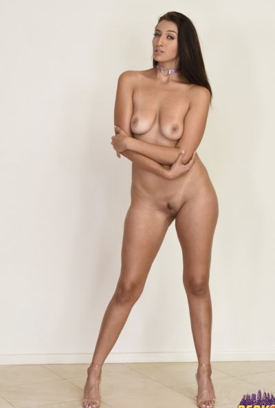 Photo №12 Sexy leggy beauty Bella Rolland stripped naked