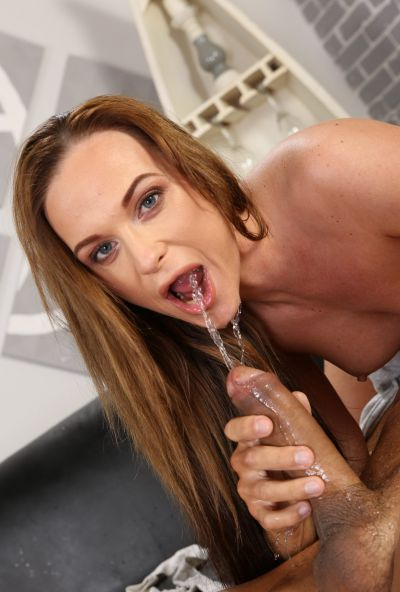 Photo №15 Czech babe Vinna Reed and her boyfriend piss on each other
