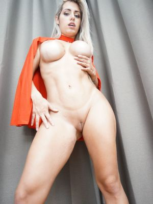 Blonde Latina with big ass & tits Mia Linz gets fucked POV