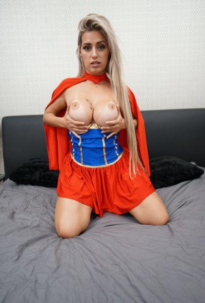 Photo №3 Blonde Latina with big ass & tits Mia Linz gets fucked POV