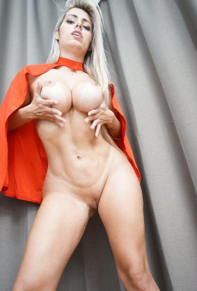 Photo №9 Blonde Latina with big ass & tits Mia Linz gets fucked POV