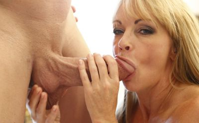 Photo №10 Sexy mature blonde Shayla LaVeaux gets fucked hard with huge dick
