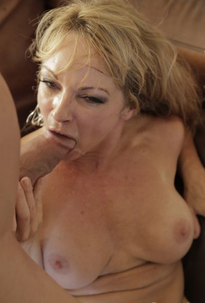 Photo №20 Sexy mature blonde Shayla LaVeaux gets fucked hard with huge dick