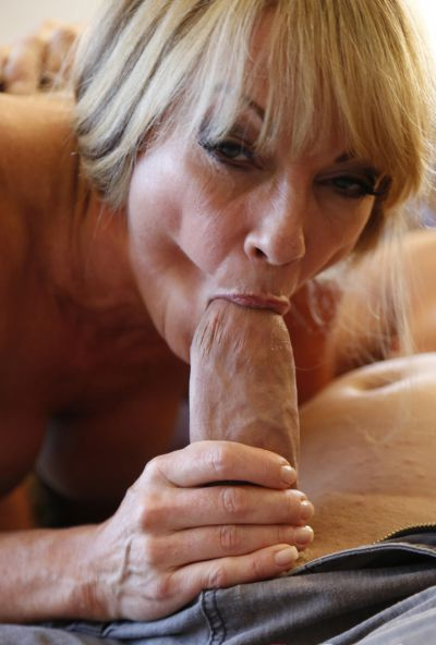 Photo №7 Sexy mature blonde Shayla LaVeaux gets fucked hard with huge dick