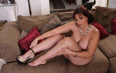 Photo №13 Fat redhead woman bares her body
