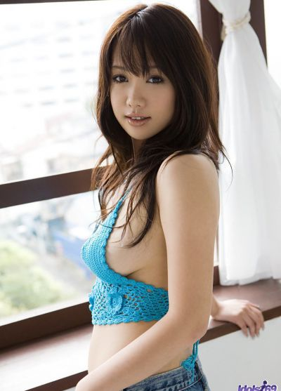 Photo №1 Young beautiful Japanese girl with big boobs Mai Nadasaka