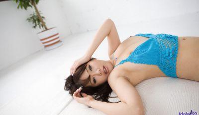 Photo №9 Young beautiful Japanese girl with big boobs Mai Nadasaka