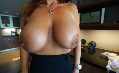 Photo №13 Mature brunette with big tits Sandra Otterson